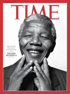 Time Magazine, Nelson Mandela