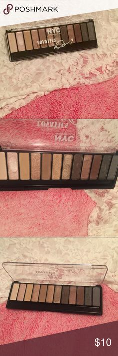 Demi Lovato palette Just never use it. No flaws. Only 3 shades were used once. Item is in clean, perfect condition. Very pigmented. Bundle with my discount. NO TRADES! ulta Makeup Eyeshadow