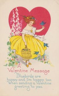 Vintage Images: Search results for valentine