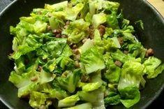'Warmer Romana-Salat'