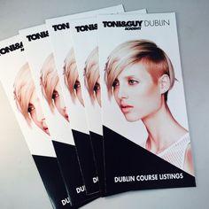 Our Work – Donridge Dublin, Tony N Guy, Courses, Polaroid Film, Guys, Movie Posters, Design, Film Poster, Popcorn Posters
