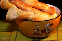 A Little Yummy For Your Tummy: No - Yeast Bread Sticks