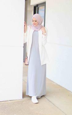 Source by ideas hijab Islamic Fashion, Muslim Fashion, Modest Fashion, Hijab Fashion, Classy Fashion, Fashion Dresses, Fashion Fashion, Fashion Muslimah, Fashion Styles