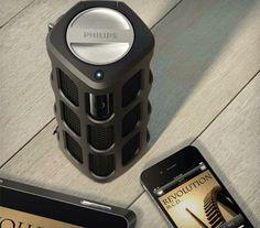 Philips Shoqbox Bluetooth Portable Speaker System