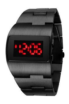 MEN LED WATCHES WLISTH Brand Men Full Steel LED Digital Sports Casual Waterproof Quartz Watches Sports Bracelet Wristwatches