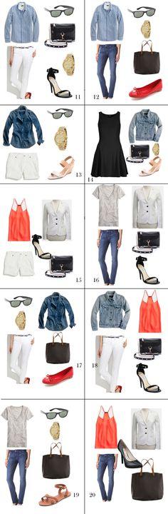 20 Basic Outfits | Basics :: 20 Outfits