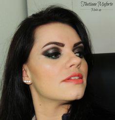 Maquiagem Glamour
