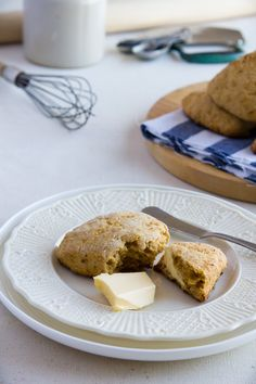 Pumpkin Buttermilk Scones | The Etsy Blog  I tried these last Fall and they are amazing! :)