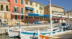 Nino in Cassis - best bouillabaisse ever! Got to book though...