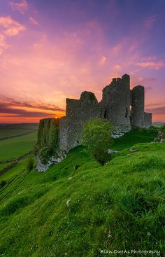 Castle Roche, Co. Louth, Ireland by Alan Owens