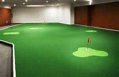 indoor putting range - Bing Images