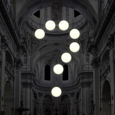 Light Installation by: Robert Stadler | Art Installations, Sculpture | Scoop.it