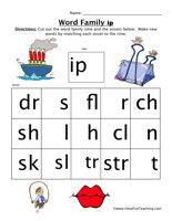 word-family-worksheet-ip