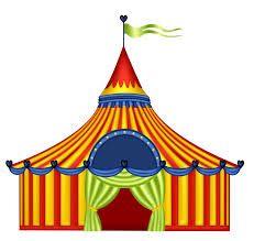 cliparts carpas de circo - Buscar con Google