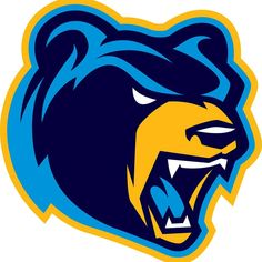 Kalamazoo Growlers Alternate Logo on Chris Creamer's Sports Logos Page - SportsLogos. A virtual museum of sports logos, uniforms and historical items. Logo Inspiration, Logo Animal, Fantasy Football Logos, Logo Luxury, Esports Logo, Bear Logo, Game Logo, Cool Logo, Tim Burton