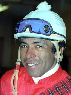 Jockey Angel Cordero Jr. rode his first winner in the U.S., Counterate, at Aqueduct Racetrack on July 26, 1962.