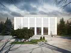 "STARH Stanislavov architects - Project - Auditorium ""Vladimir Ivanov"" University Hospital ""St. Marina"" - Image-5"