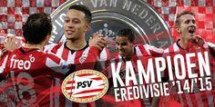 KAMPIOEN! Gefeliciteerd @PSV en alle PSV-fans met het 22ste landskampioenschap! #psvkampioen