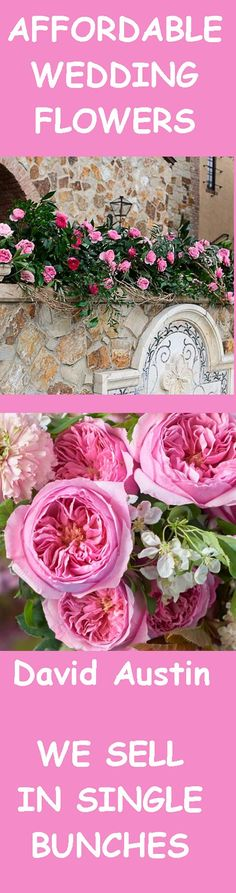 David Austin Roses For Weddings Free Step By Wedding Flower Tutorials Learn How To