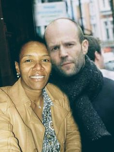 I love the best... Jason Statham...