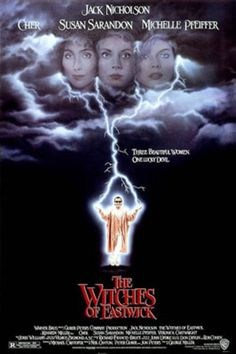 The Witches Of Eastwick Original Poster
