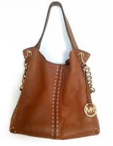 5417465b9 BOLSO MK Couro Vintage, Bolsa Grande, Bolsa Sacola, Bolsas De Couro, Bolsa