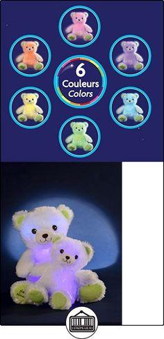 Pioupiou et Merveilles Gaston mi oso luminoso peluche 20cm  ✿ Regalos para recién nacidos - Bebes ✿ ▬► Ver oferta: http://comprar.io/goto/B01LXI7T88