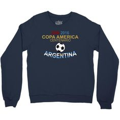 Are you ready for copa america centenario 2016 colombia crewneck sweatshirt by sabriacar. get this great custom sweatshirt in different colors and sizes. buy your new sweatshirt right now at artistshot. Crew Sweatshirts, Crew Neck Sweatshirt, Graphic Sweatshirt, Copa America Centenario, Gifts For My Boyfriend, My Wife Is, Play Hard, Well Dressed, Workout Shirts