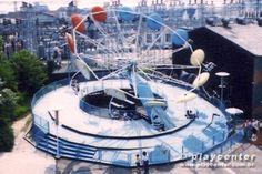 Samba (Twister) Playcenter