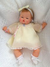 Vintage Antique 1960,s IDEAL 0TT-14 THUMBELINA DOLL Original outfit WORKS
