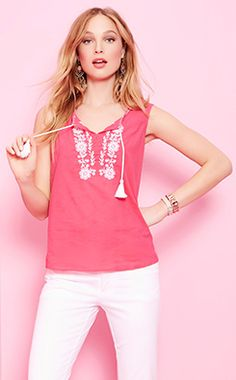 Pink Shop the Look