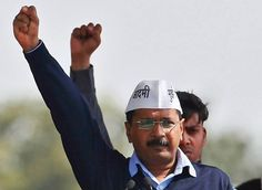 Kejriwal govt withdraws suit from Supreme Court:- The government on Friday withdrew from the Supreme Court its suit seeking the status of a state to the city.Appearing for the Aam Aadmi Party (AAP) govt.,senior advocate Indira Jaising told a Bench comprising Justices AK Sikri and NV Ramana that his client had taken the decision as it had made the same plea in half-a-dozen appeals against the Delhi High Court judgment holding the city to be a Union Territory.