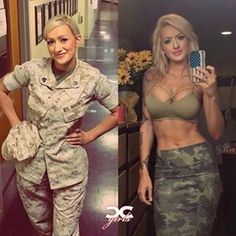 """@cutecountrygirls is another page that fully supports our strong patriotic women, like @riannaconner Here's another one of their great posts! """"Hi! My name is Rianna Carpenter (formally know as Rianna Conner,) I am currently an Active Duty U.S. Marine, and I also attend college part-time. I am a wife to an amazing husband, who is a Cop on Active Duty in the Airforce. I grew up on a dusty little 40 acre farm in the middle of California - where the first thing I ever learned to drive was a…"""