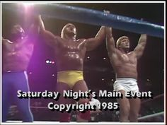 WWF  WorldWrestlingFederation  SaturdayNightsMainEvent  SNME  OldSchool   WWE  WorldWrestlingEntertainment  WWEUniver…  16486c1c661c