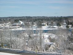 Winter in Maine : Maine Coast Real Estate Blog: Waterfront Homes ...