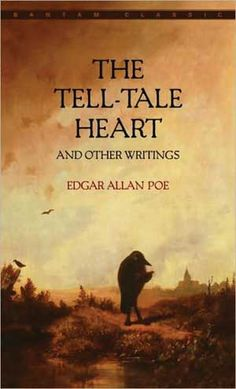 Full online text of The Tell Tale Heart by Edgar Allan Poe. Other short stories by Edgar Allan Poe also available along with many others by classic and contemporary authors. Edgar Allan Poe, I Love Books, Good Books, Books To Read, Amazing Books, Classic Literature, Classic Books, Scary Novels, The Tell Tale Heart