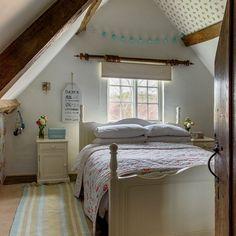Second bedroom school house