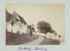 Henry Pauw van Wieldrecht | Kerkhof van Brading op Isle of Wight, Henry Pauw van Wieldrecht, 1889 |