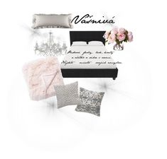 """Charlotte"" by ninuusa on Polyvore featuring interior, interiors, interior design, home, home decor, interior decorating, Loloi Rugs, Pom Pom at Home and Gingerlily"