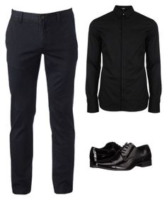 """Bez naslova #1"" by hfz-damir ❤ liked on Polyvore featuring Urban Pipeline, Versus, Calvin Klein, men's fashion and menswear"
