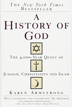 """Read """"A History of God The Quest of Judaism, Christianity and Islam"""" by Karen Armstrong available from Rakuten Kobo. Why does God exist? How have the three dominant monotheistic religions—Judaism, Christianity, and Islam—shaped and alter. Good Books, Books To Read, My Books, Free Books, Random House, Date, A History Of God, Jewish History, African History"""