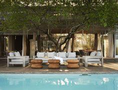 Swooning for Singita.  { Singita Lebombo Lodge, South Africa }
