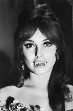 Sharon Tate in The Fearless Vampire Killers (1967) aka Dance of the Vampires