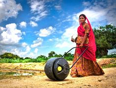 Wello Water pour simplifier le transport de l'eau dans les pays en développement