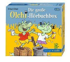 Die große Olchi-Hörbuchbox (3 CD): Szenische Lesungen von Erhard Dietl http://www.amazon.de/dp/3837305678/ref=cm_sw_r_pi_dp_UO8rvb07PCYNR