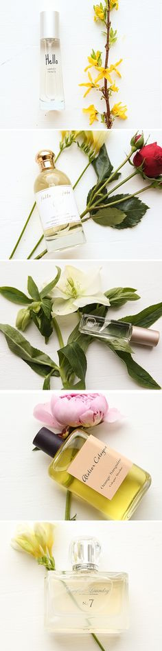 Our favorite bouquet-inspired fragrances.