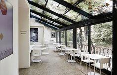 Peggy Guggenheim Cafè, Hangar design Group