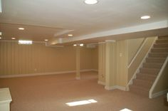 My basement is going to be redone...I need carpeting ideas, new paneling and paint colors...new ceiling tiles...the works.