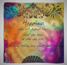Happiness depends on ourselves. #happiness #spiritual #spirituality #lifepurpose #purposeoflife #livethelifeyoulove #inspiration #powerthoughts #positiveenergy #manifestation #positivethinking #positivethoughts #powerthoughtsmeditationclub @powerthoughtsmeditationclub
