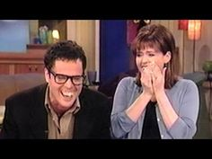 Donny & Marie Osmond - Hilarious Austin Powers Segment! - YouTube